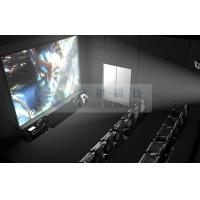 Buy cheap Popular Large 4D 9D XD Theater with lighting / vibration simulator for amusement from wholesalers