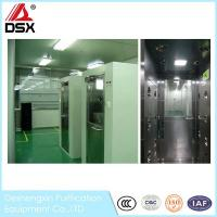 Buy cheap clean room air shower room for pharmaceutical GMP from wholesalers