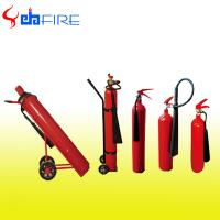 Quality portable and trolley CO2 fire extinguisher wholesale