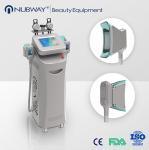 Quality Nubway Cryolipolysis cavitation rf anti-freeze slimming machine for sale wholesale