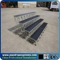China Party wholesale stage portable stage backdrop for events on sale
