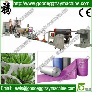 China LDPE foam Cshion Package making extruder machine on sale