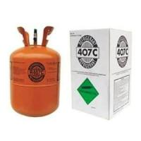 Quality purity min99.8% Refrigerant R407c Disposable cylinder 30lb / 13.6kg Packaging wholesale