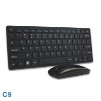 China 2.4G Compact Wireless Keyboard And Mouse Combo For Laptop PC TV BOX on sale