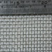 China Square stainless steel woven mesh,0.21mm wire diameter filtration mesh,customized wire mesh filter on sale