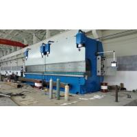 Buy cheap Large CNC Tandem Press Brake Machine For Bending Steel Plate 2-600T / 6000mm from wholesalers