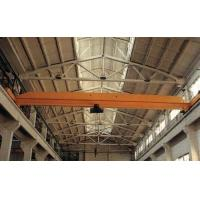 Quality Electric Single - Girder Overhead Crane With 1 - 10t Rated Capacity, 7.5 - 22.5m Span wholesale
