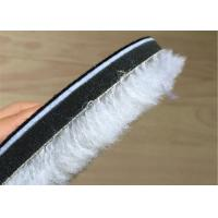 Quality 3-10 Inches Durable Wool Polishing Pad Single / Double Sides With Customized Shape wholesale