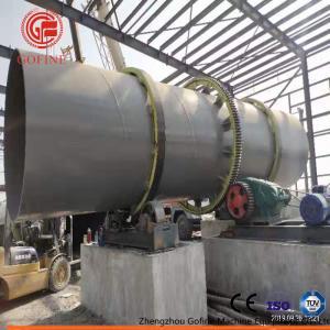 China Carbon Steel / SS NPK Compound Fertilizer Production Line High Performance on sale