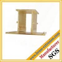 Quality brass extrusion profiles for window frames wholesale