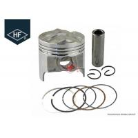 China 56.5mm Honda Motorcycle Piston Rings Kits , Alloy Cast Iron Honda Cg 125 Accessories on sale