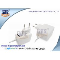 Quality CE / GS wall power adapter 90-264V , 47-63Hz ac to dc wall adapter EU plug 5V 2A wholesale