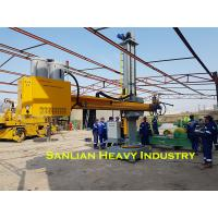 Quality 4X4 Heavy Duty Welding Manipulators For Tank Welding With Cross Slide Column And Boom wholesale