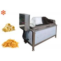 Quality Commercial Automatic Food Processing Machines Donut Chips Fryer High Efficiency wholesale