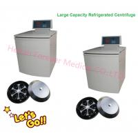Clinical Diagnosis Medical Used Large Capacity Refrigerated Centrifuge