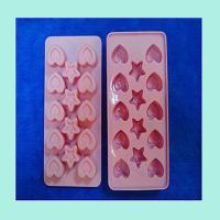 Cheap high quality silicone heart molds ,animal shape silicon molding for sale