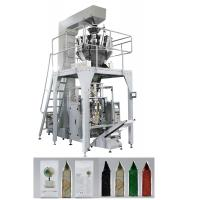 Quality Multi - Head Weigher Automatic Food Packing Machine / Food Product Packaging Machine wholesale