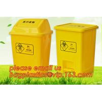 Quality 1L 2L 4L 6L plastic round medical disposable sharps bins, plastic disposables sharpes container /sharpes bin for medical wholesale