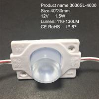 Quality High Power Injection LED Module IP68 Sidelight DC12V 3030SMD 2700-3300K wholesale