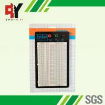 Quality Rectangular Electronics Breadboard Prototype, electronic test board wholesale