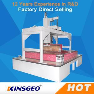 Quality Automatic Computer Control Single Phase Furniture Testing Equipment , Sofa Durability Testing Equipment wholesale