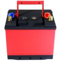 Quality High Performance LifeP04 46B24L/RS Lithium Iron Phosphate Car Battery Discharging 65Ah CCA 1200A wholesale