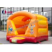 Buy cheap Blow Up Toys Durable Jumping Castle Bouncer , Commercial Playground Equipment from wholesalers