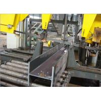 China PCL Control CNC Beam Line Operator Saw Blade Driving With Greater Motor Power on sale