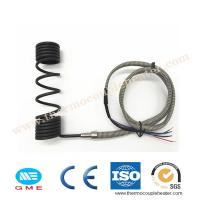 Buy cheap 220v 240w coil heater spring heater hot runner for plastic injection moulds from wholesalers