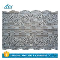 Cheap Nylon Stretch Lace Embroidery Lingerie Lace Fabric For Underwear Dress Garments for sale