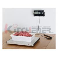 Quality Tare Function Stainless Digital Kitchen Scales Auto Shut Off With LCD Display wholesale
