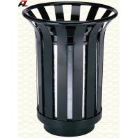Metal Wastebasket-New Style Rubbish  Bin