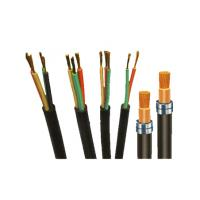 Quality XLPE insulated letter Cable For Ship, Xlpe Electric Cable with Vopper Wire Braid for sale