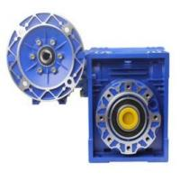 Quality NMRV + NMRV Speed Reduction Gearbox 2.6N.M - 1074 N.M Die Cast Aluminum Alloy Body wholesale