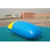 China Sturdy Inflatable Water Blob Rental Available , Inflatable Water Activities Tearproof on sale
