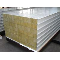 Quality Pre Painted Composite Sandwich Panels Width 1000mm Polyurethane Sandwich Panel wholesale