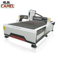 China CNC Plasma Cutting Machine for Metal Plate/CNC Plasma Cutter with Torch Height Controller /CAMEL 2030 Plasma Cutting on sale