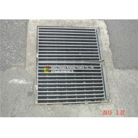 China Customized Low Carbon Steel Grate Drain Cover Rust - Proof Safe Design on sale