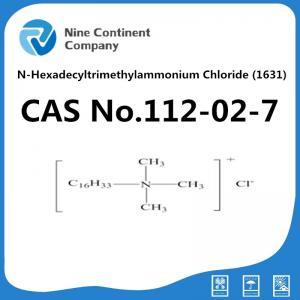China cas 112-02-7 N-Hexadecyltrimethylammonium Chloride (1631) on sale