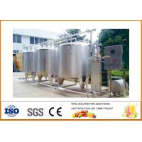 China 20T/H Fresh Pineapple Juice Processing Plant ISO9001 Certification on sale