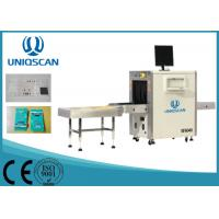 Quality Airport Inspection X Ray Baggage Scanner machine With 19 Inch Color Led Display wholesale