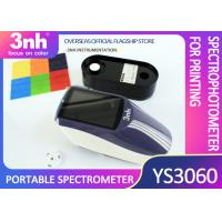 Quality 3nh Grating Spectrophotometer Colour Measurement Equipment Device YS3060 UV SCI / SCE Bluetooth wholesale