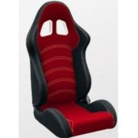 Quality Cloth Fabric Material Sport Racing Seats Fully Reclinable / Auto Car Seats wholesale