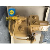 Quality Rexroth Caterpillar Hydraulic Pump , A10VD43 Caterpillar Gear Pump Yellow wholesale