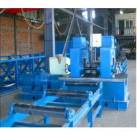 China H- Beam welding line,H-Beam flange straightening machine high efficiency on sale