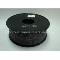 Quality Color Changing strongest 3d printer filament pla 1.75mm purple to pink wholesale