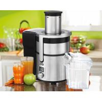 China JE962 Stainless Steel High Power LCD Screen Juice Extractor on sale