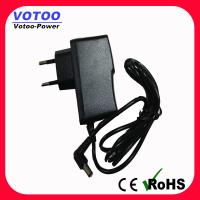 Quality AC 100V - 240V Switching Power Adapter Converter US Plug 12V 1A DC wholesale