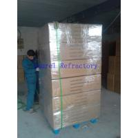 Quality Customized Low Shrinkage Ceramic Fiber Refractory Paper For Gasketing , Sealing wholesale