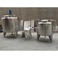 Quality Liquid Soap Making Machine, Liquid Soap Production Line, Liquid Laundry Soap Mixing Tank wholesale